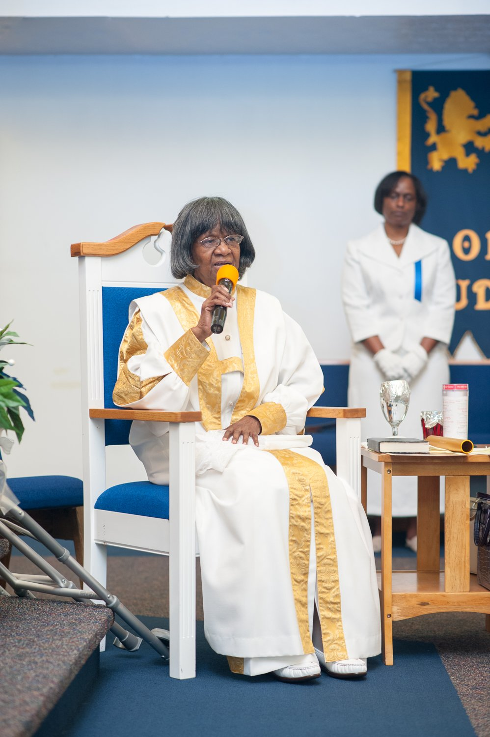 Homegoing Celebration for Overseer Olivia Hamiter